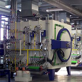 德国IVA真空渗氮炉